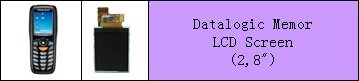 Datalogic Memor LCD Panel degisimi