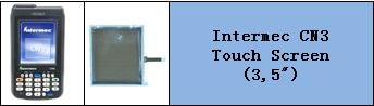 intermec CN3 LCD ve Touch Panel degisimi