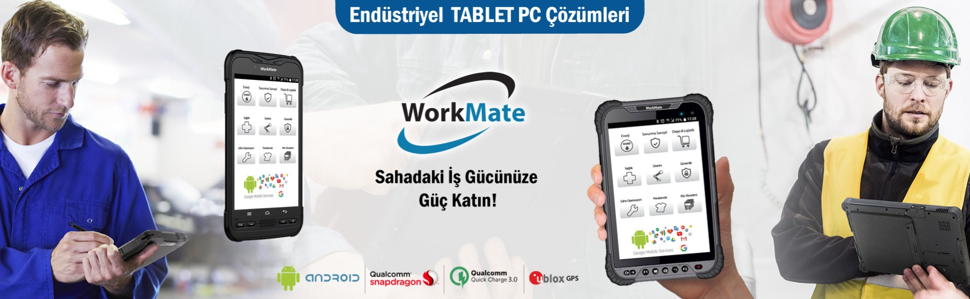 Workmate Tablet